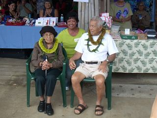 Oldest residents honored