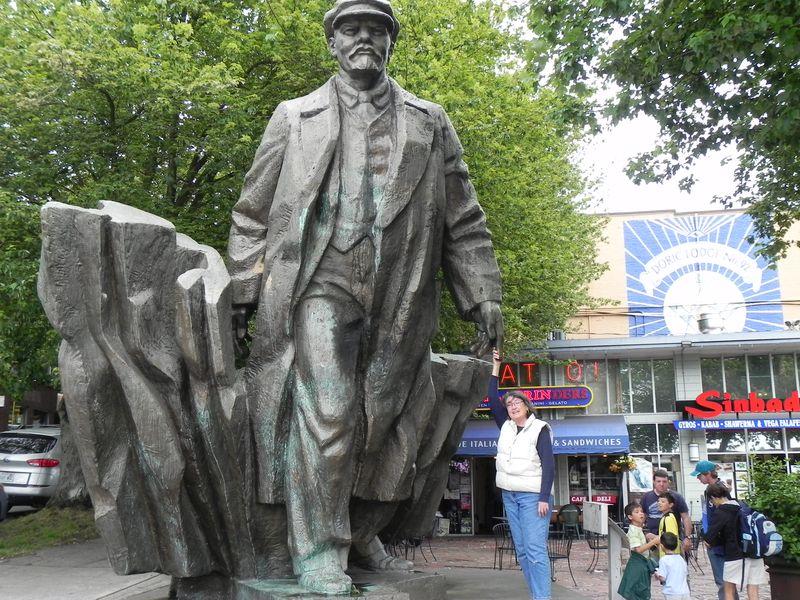Lenin and moi