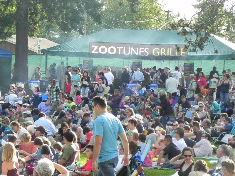 Zoo tunes