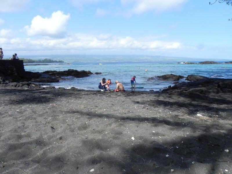 Richardson beach