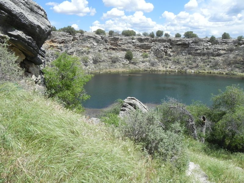 Montezumas well