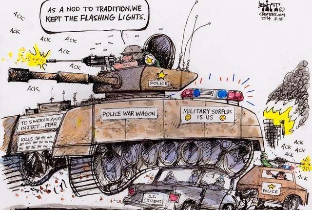 Military surplus is us