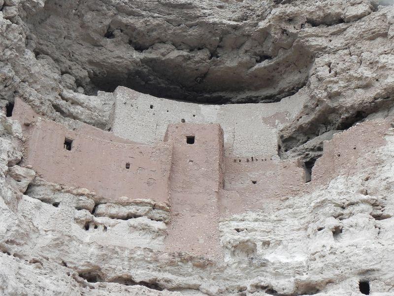Montezuma,s Castle