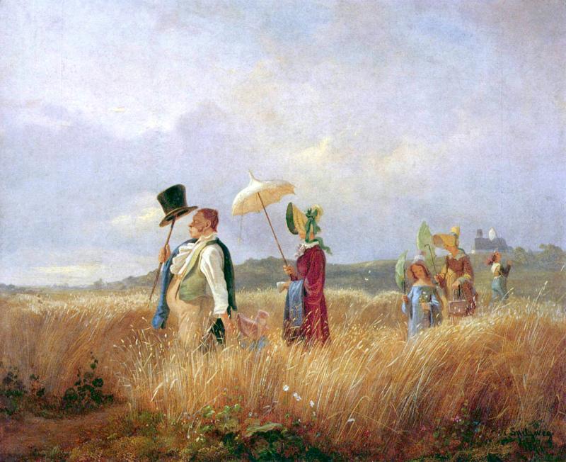 Sunday-stroll-1841