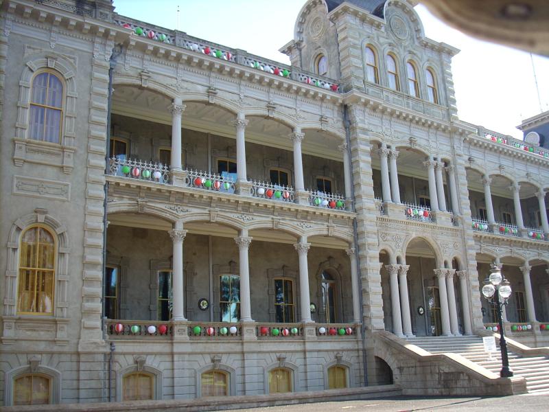 Iolanui palace