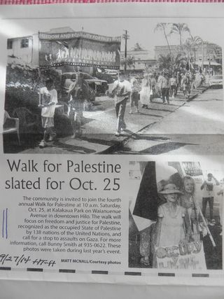 Walk for palestine (2)