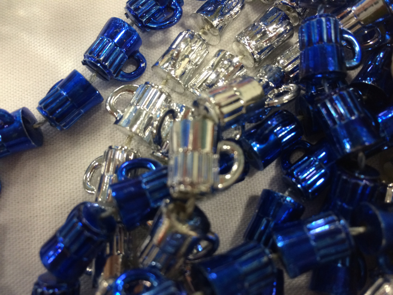 Beer beads